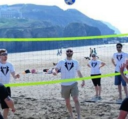 Rick Stein Free Beach Volley ball