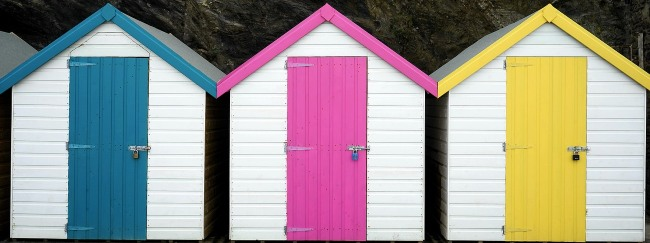 Newquay Beach Hut Hire