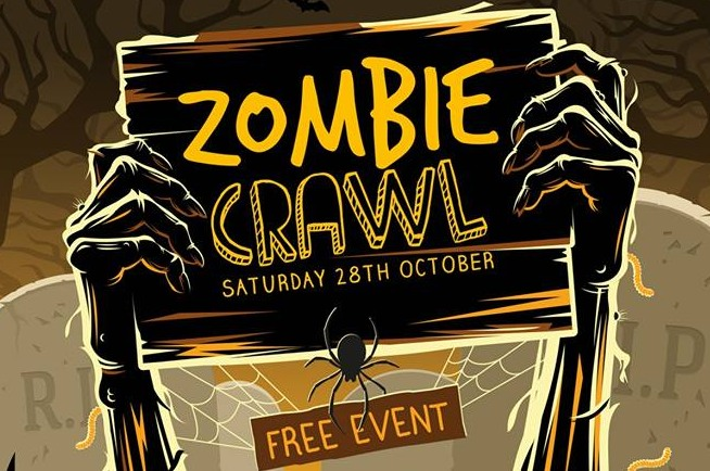 11 Halloween Events in Newquay 2017