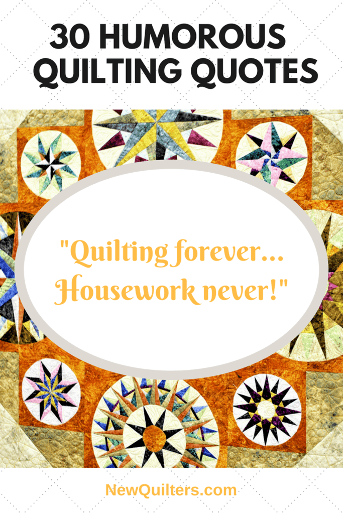 Quotes About Quilt : quotes, about, quilt, Humorous, Quilting, Quotes, Sayings, Quilters