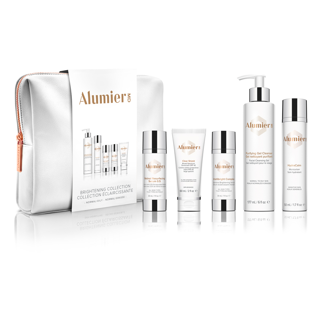 AlumierMD Brightening Collection for Hyperpigmentation – Normal / Oily