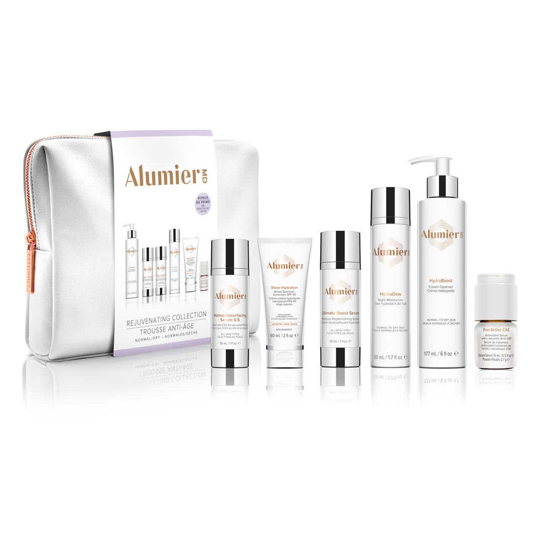 AlumierMD Rejuvenating Skin Collection – Normal / Dry