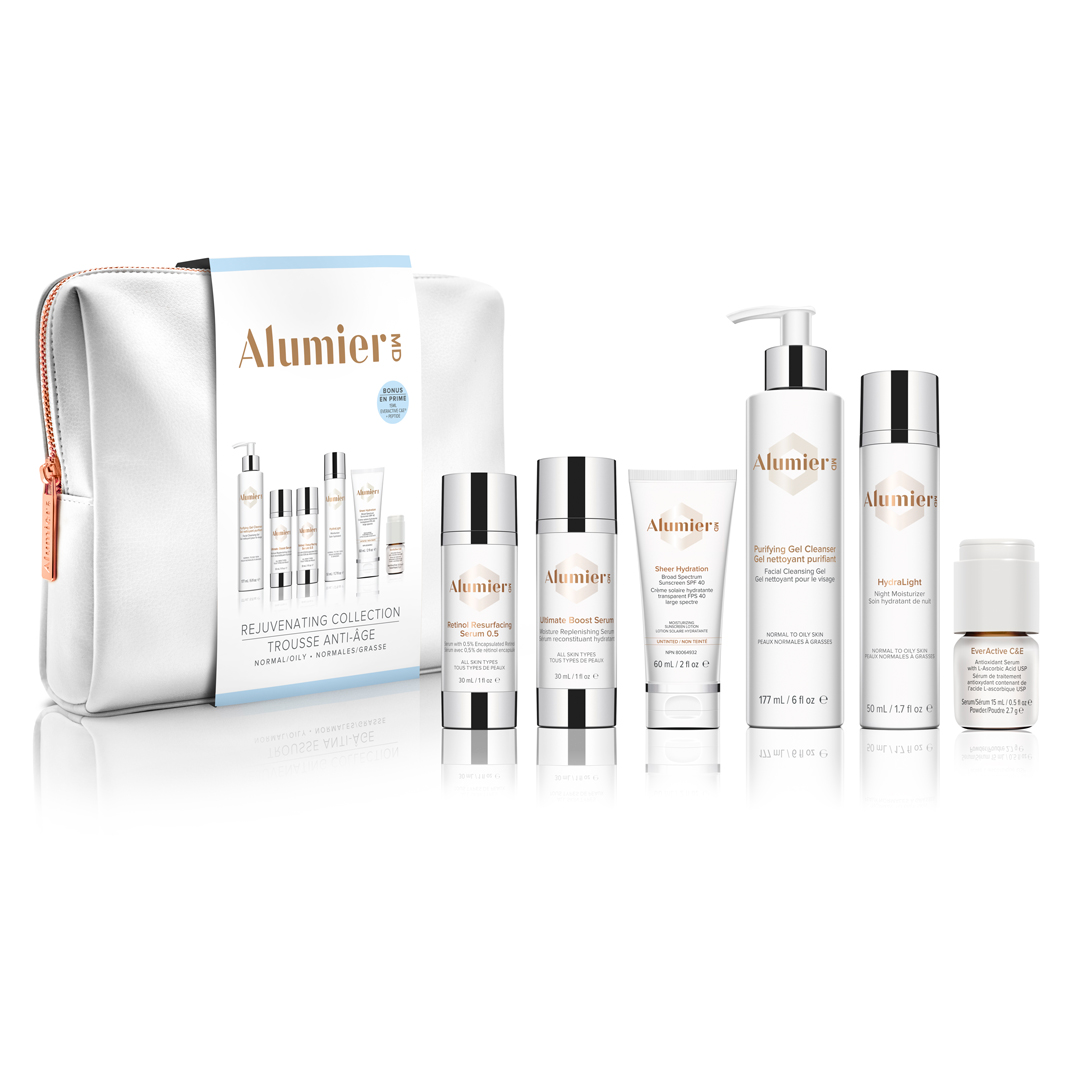 AlumierMD Rejuvenating Skin Collection – Oily