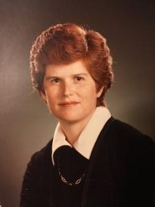 headshot of Dr. Judith Crossett