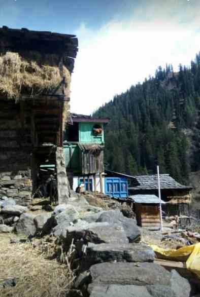 Nakthun village