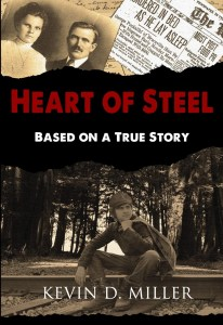 In Conversation with Kevin D Miller – Heart Of Steel