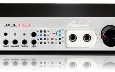 Benchmark Media DAC2 HGC Review