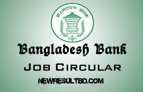 Bangladesh Bank Job Circular Officer Cash