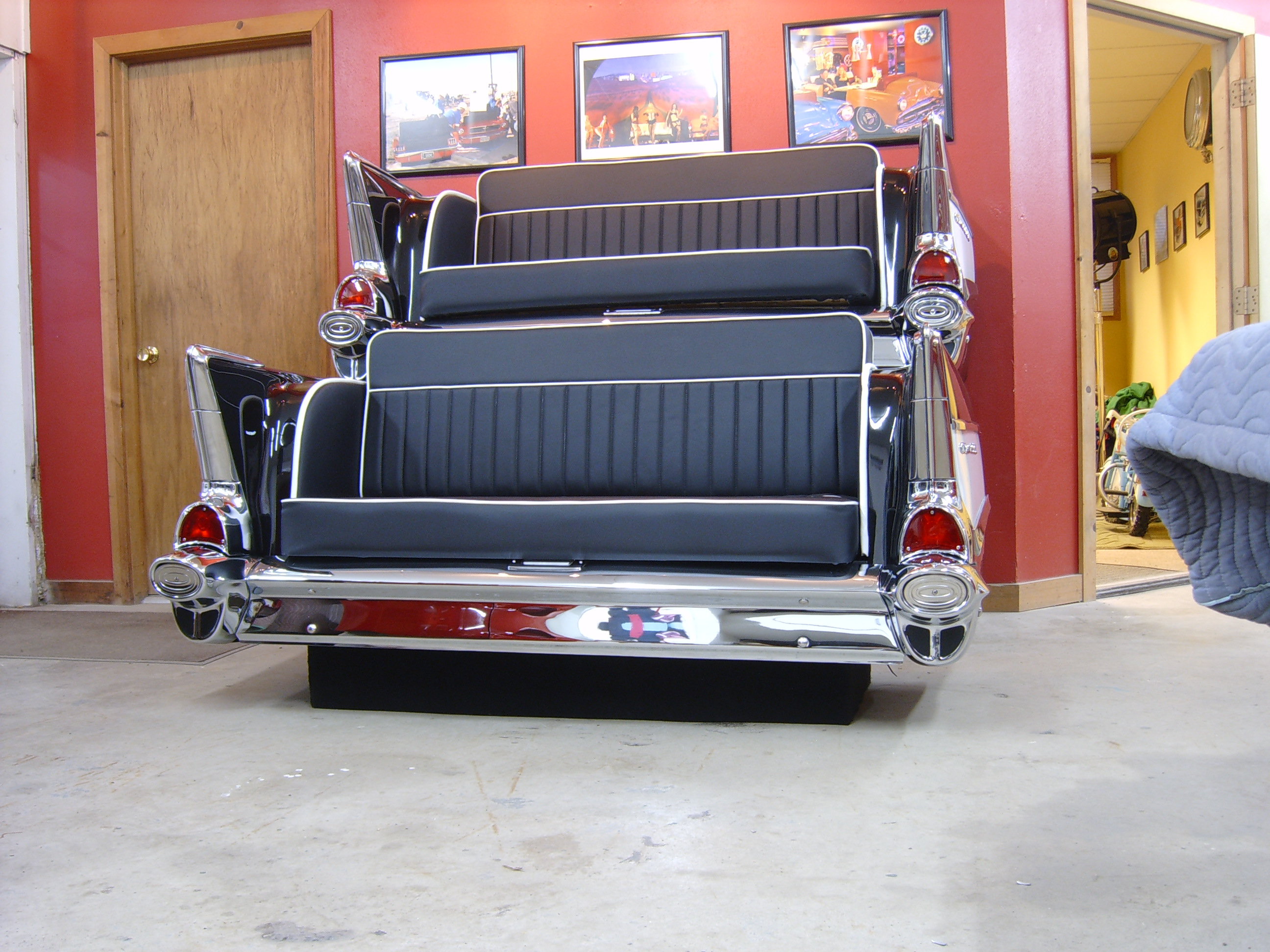 Classic Car Couch