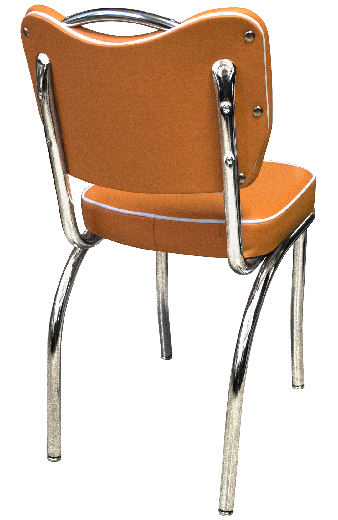 Retro Dining Chair 921hb New Retro Dining Classic Handle Back Diner Chair