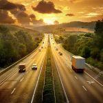 Depositphotos 13321058 Stock Photo Sunset Road New Roads Consultoria