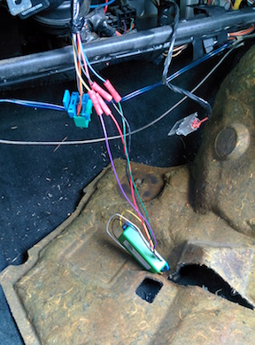 [Cadillac Security Bypass]  1995 Buick Lesabre Wiring