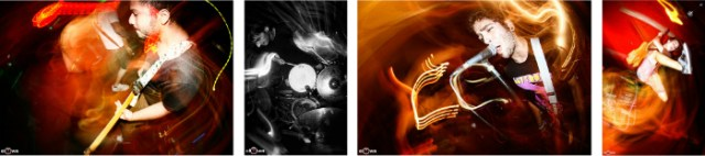 """""""Música boa vem da sinceridade do artista, do modo como ele consegue expressar o que sente"""". Da esquerda para a direita: Popoto, José, Ablan e Febas"""