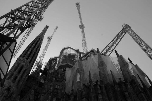 """""""Em obras"""" por Renan Bossi"""