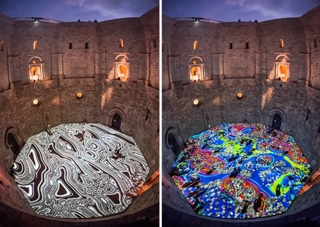 miguel-chevalier-magic-carpets-interactive-virtual-reality-installation-castel-del-monte-italy-designboom-01