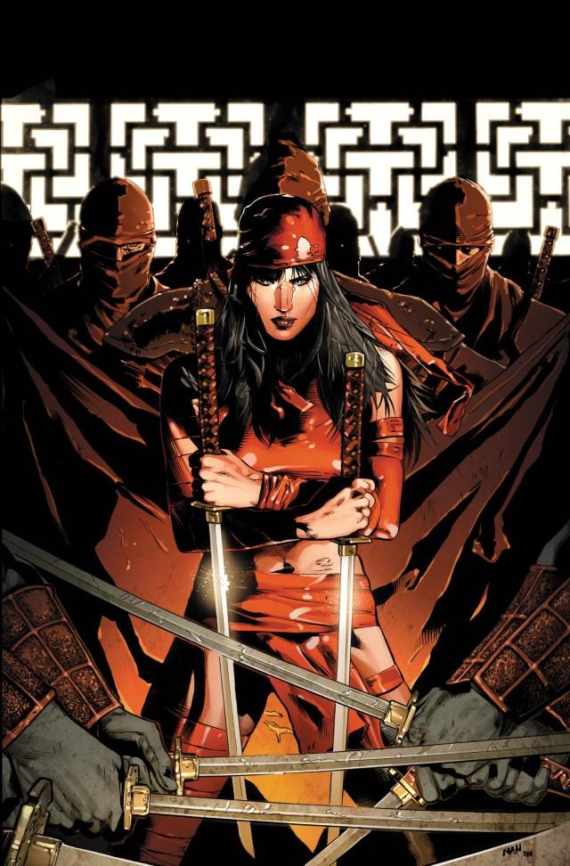 Elektra-Comics