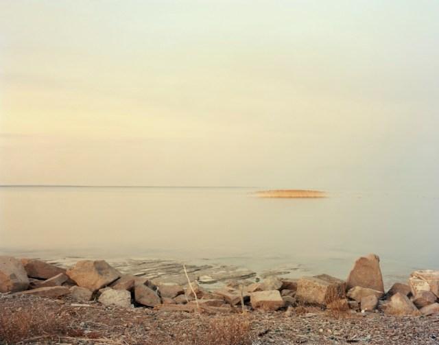 O laguinho nuclear