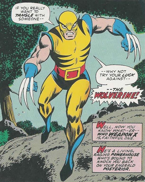 Wolverine-1974