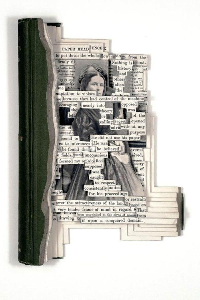 Superb-Portrait-Book-Sculptures-by-Brian-Dettmer-3
