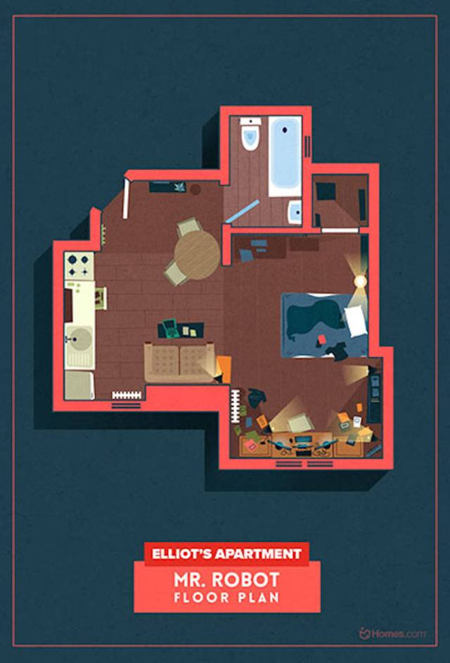 Home-Floor-Plans-of-Famous-TV-Shows-6-900x1325