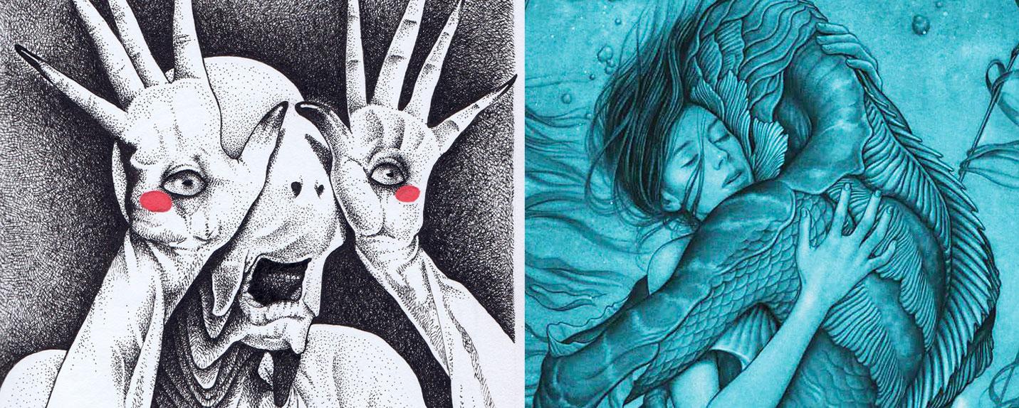 O universo dos monstros de Guillermo Del Toro