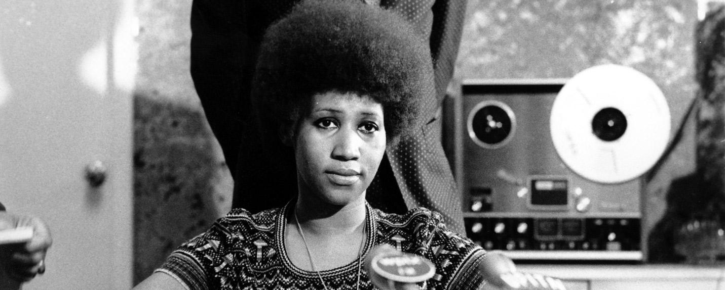 Aretha Franklin, a rainha do Soul e seu legado