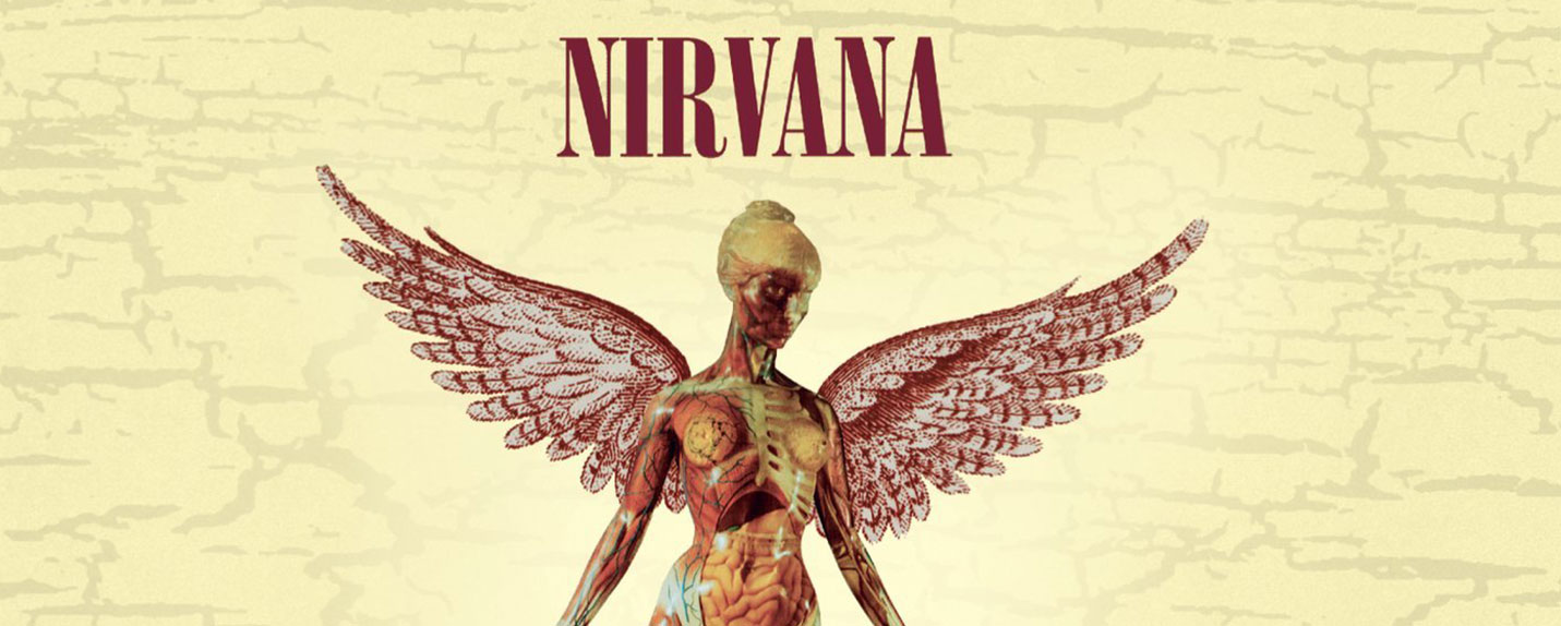 25 anos de In Utero, o último álbum do Nirvana.