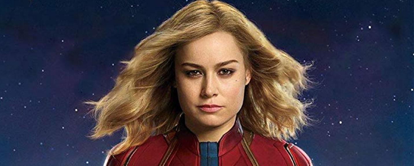 Capitã Marvel: O primeiro longa feminino do Universo Marvel