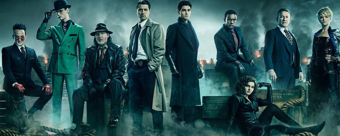 Gotham: O surgimento do Homem-Morcego