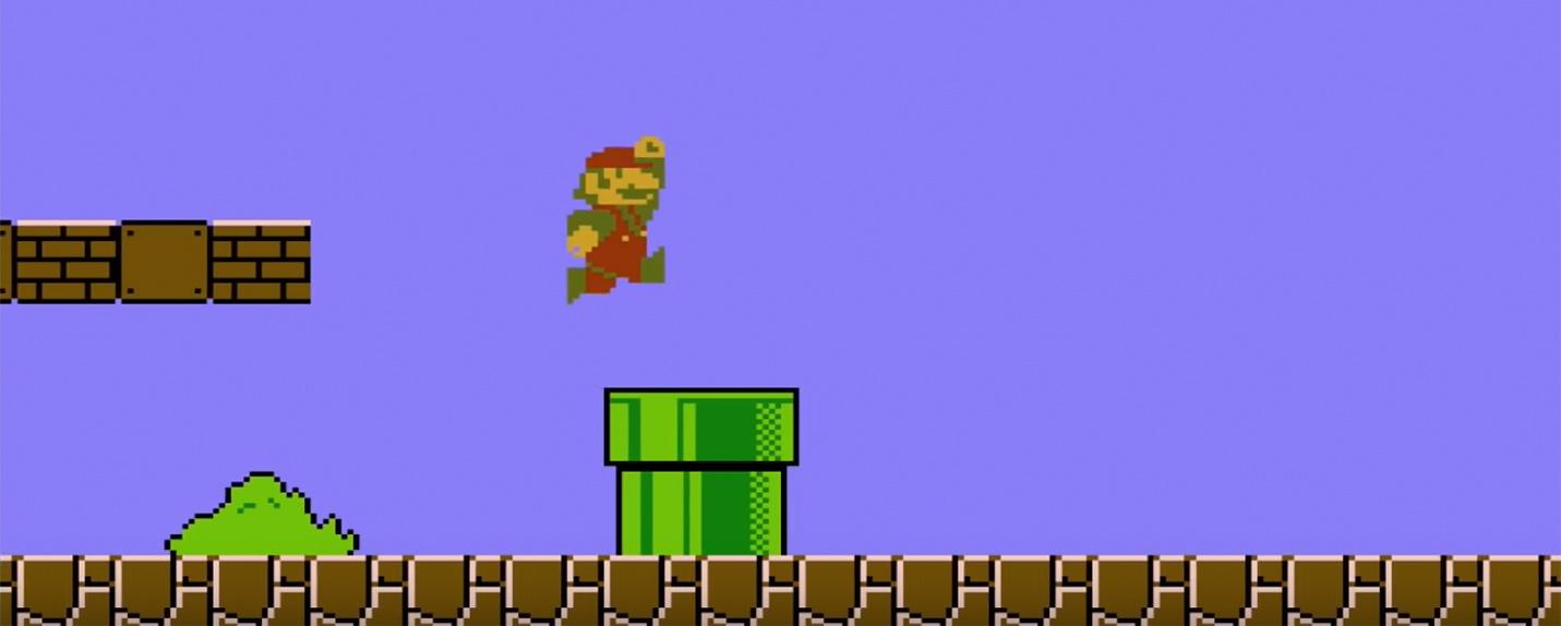 Vídeo explora como pensa alguém que joga videogame pela primeira vez