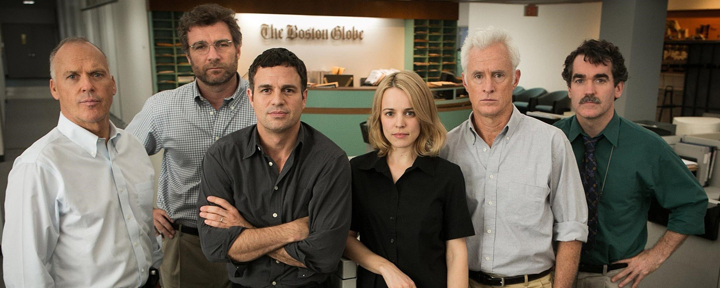 """Como """"Spotlight"""" dramatizou o jornalismo investigativo"""