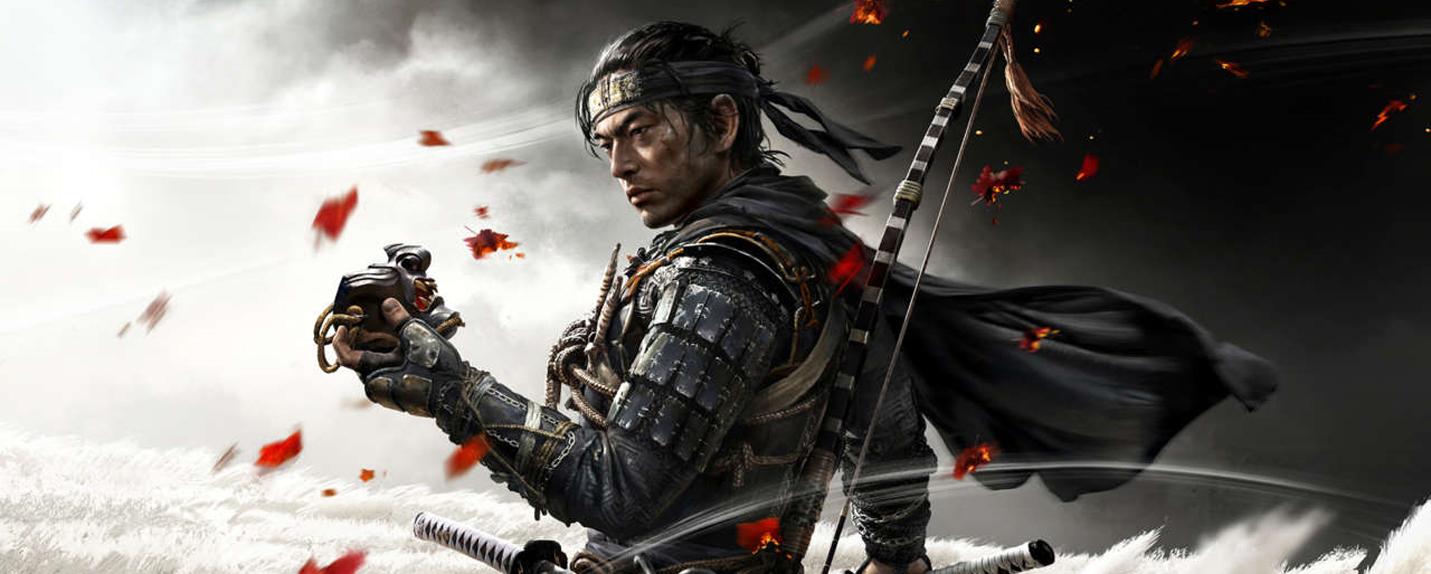 Sinta-se um samurai em Ghost of Tsushima