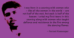 Ferzad-Kemanger-Women-Day
