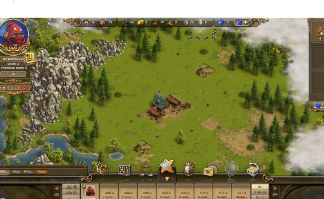 The Settlers Online Empire Building Browser Game