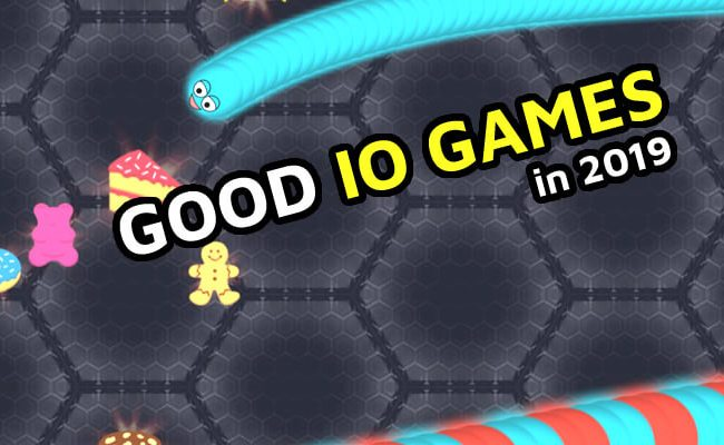 Good Io Games To Play With Friends In 2019
