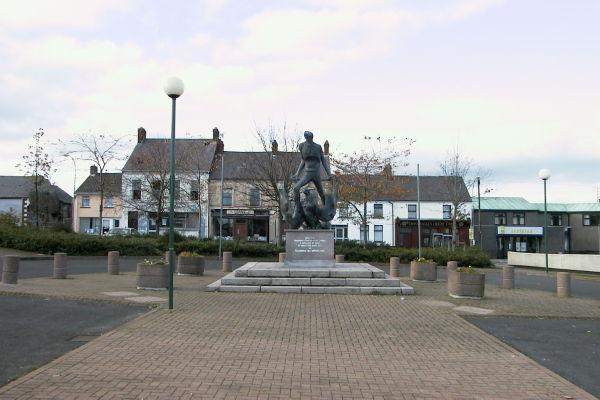 Murphy 'Crossmaglen Monument A Tourist Attraction