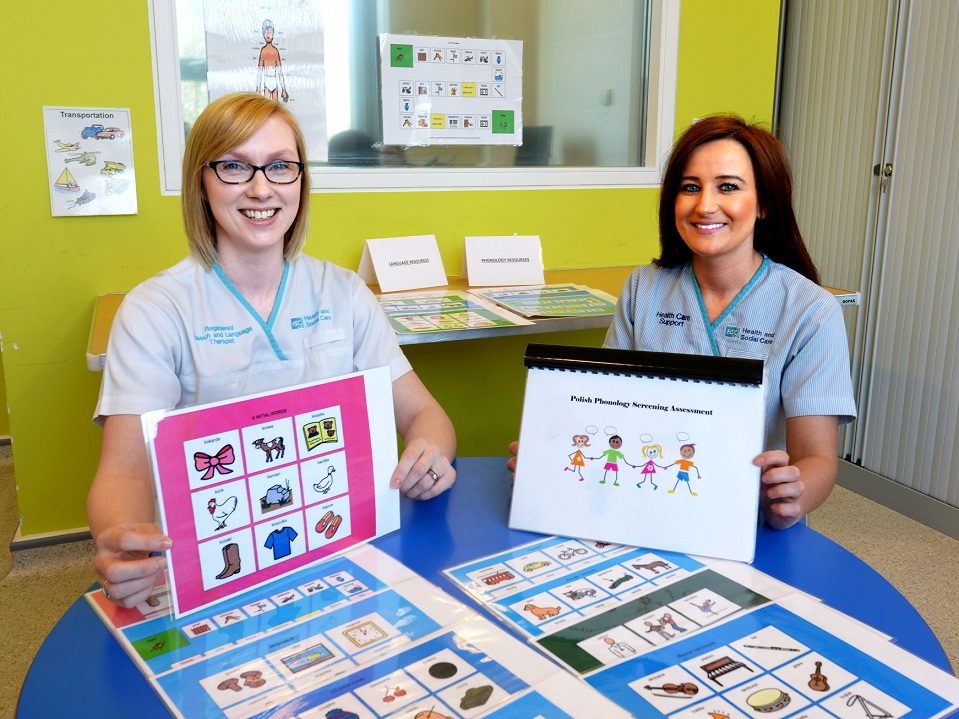 New Speech Therapy Support For Polish Children In Newry