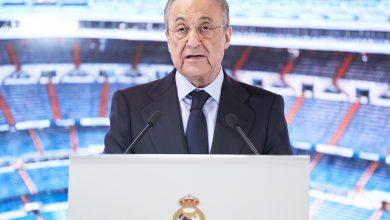 Photo of بيريز يدعم ريال مدريد أمام مانشستر سيتي