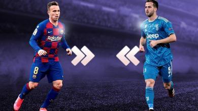 Photo of تحديد موعد وصول بيانيتش إلى برشلونة وآرتور ميلو إلى يوفنتوس