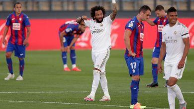 Photo of ريال مدريد يحقق رقماً مميزاً على ملعبه لم يحدث منذ عام 2019