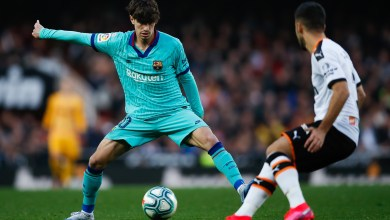 Photo of رسميًا .. برشلونة يفقد موهبته الشابة 12 أسبوعًا بسبب الإصابة