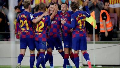 Photo of برشلونة مهتم بالتعاقد مع مدافع إنتر ميلان!