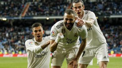 Photo of لاعب ريال مدريد يثير الجدل بارتداء قميص فريق آخر!
