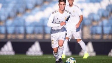 Photo of رسميًا .. ريال مدريد يعلن رحيل لاعبه الشاب إلى سيلتا فيجو