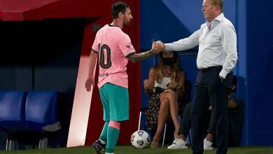 Photo of ميسي رفض طلب كومان قبل مواجهة برشلونة ضد خيتافي