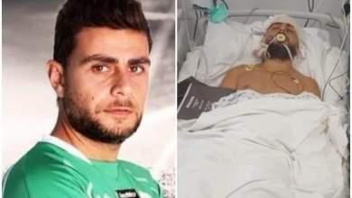 Photo of وفاة نجم المنتخب اللبناني بعد إصابته برصاصة في الرأس