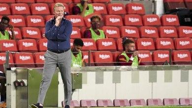 Photo of كومان يضم خمس وجوه جدد إلى تدريبات برشلونة