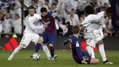 Photo of الكشف عن معلق الكلاسيكو بين برشلونة وريال مدريد