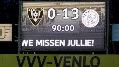 Photo of أياكس يحقق نتيجة تاريخية في الدوري الهولندي وينتصر بـ 13 هدفًا