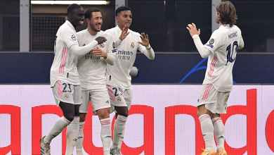 Photo of تقييم لاعبي ريال مدريد أمام إنتر ميلان في دوري أبطال أوروبا